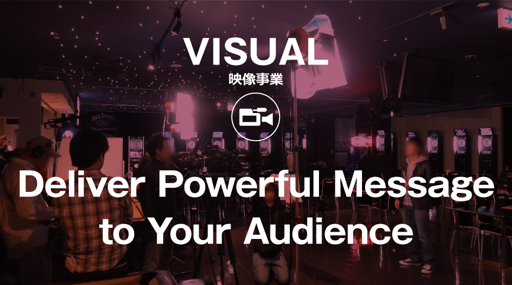 Deliver Powerful Message to Your Audience